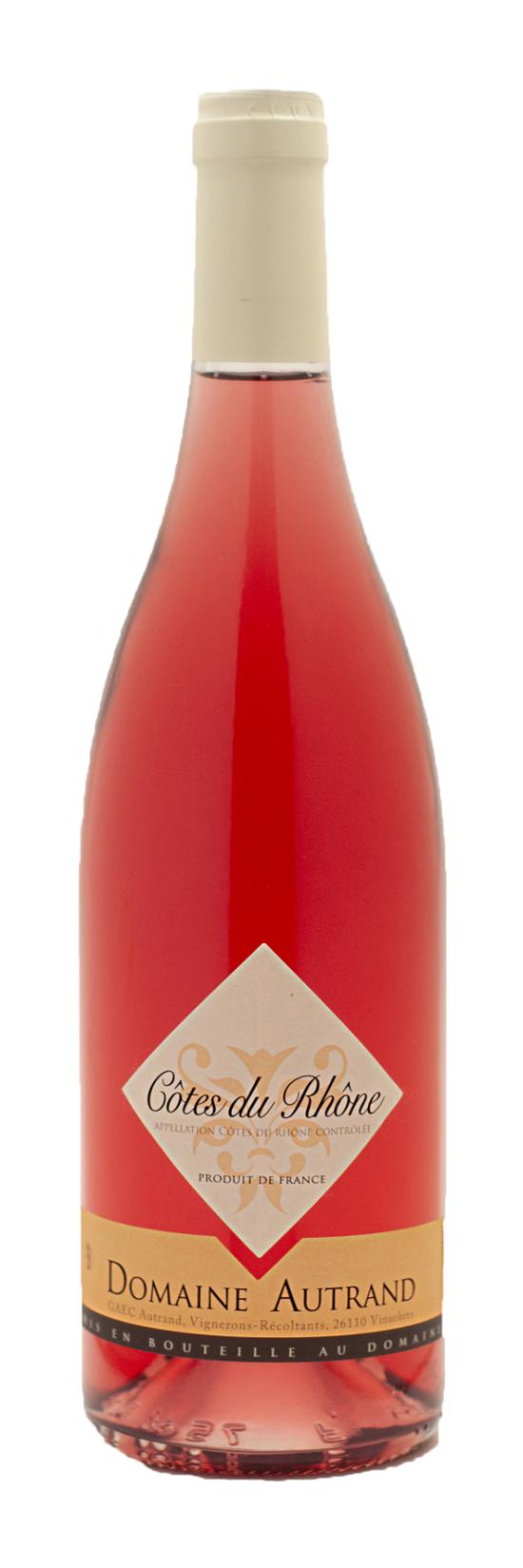 AOC Côtes du Rhône Rosé